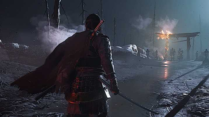 Ghost of Tsushima Wins 'Voice of the Player' Award
