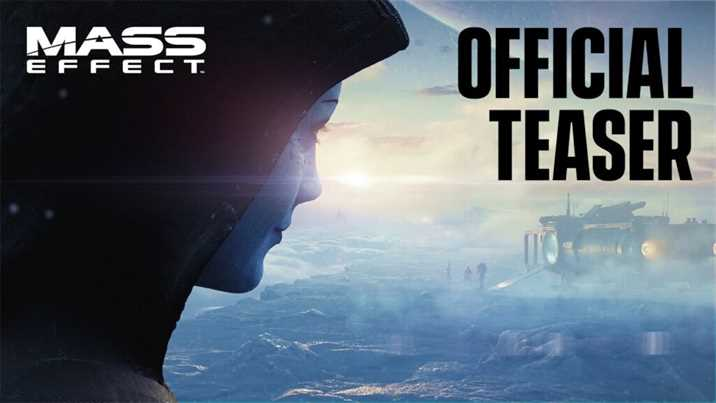 The Next Mass Effect, The First Trailer Has Arrived