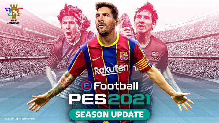 eFootball PES 2021 LITE Out Now For Free