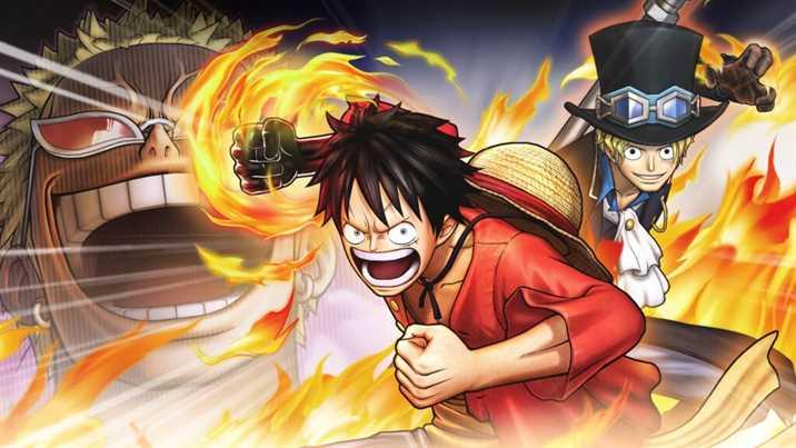 One Piece Pirate Warriors 4 Gets a New DLC
