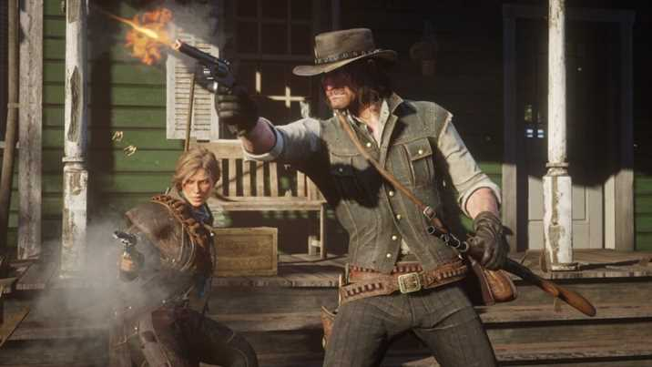 Red Dead Online is Going Alone Today