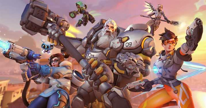 Overwatch Free To Play Until January 4th