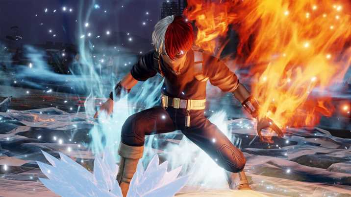 Jump Force Gets New DLC Character Trailer