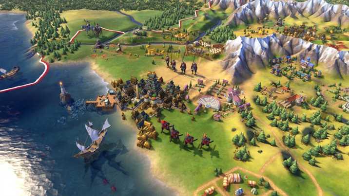 Civilization VI Gets a Brand New Update