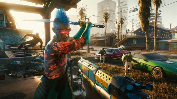 Cyberpunk 2077 Review: A Big Shiny World