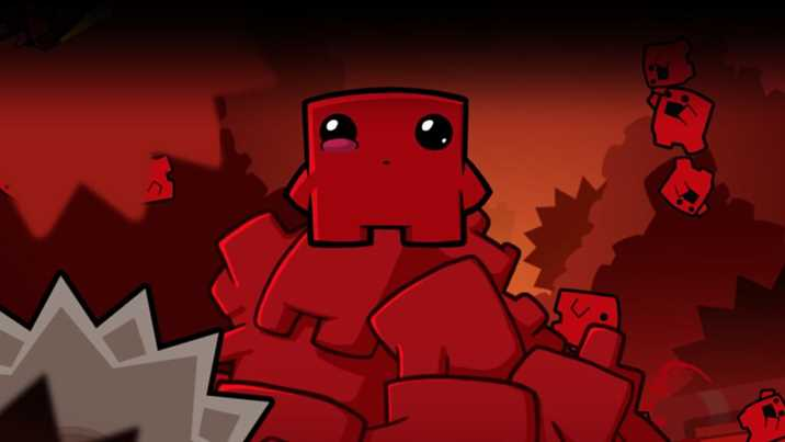 Super Meat Boy Forever Out Now on Epic And Switch