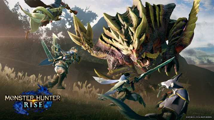 Monster Hunter Rise Gets New Trailers