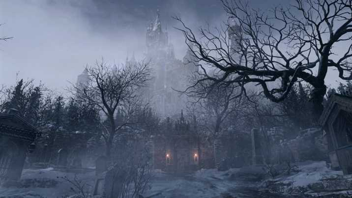 Resident Evil 8 Demo Runs at 4K Resolution and 60 FPS on PS5
