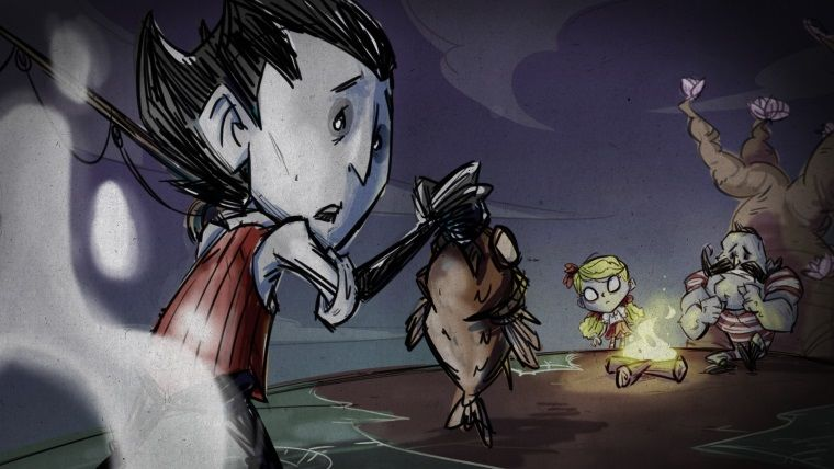 Tencent Acquire A Majority Stake In Don't Starve Producer