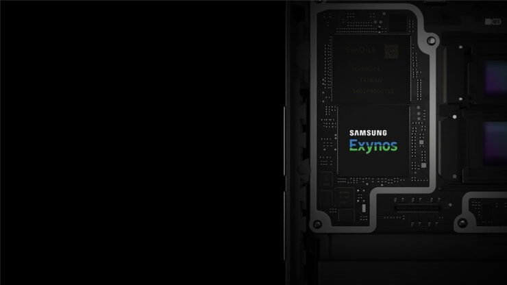 Samsung Working On A New Chipset to Beat Apple A14