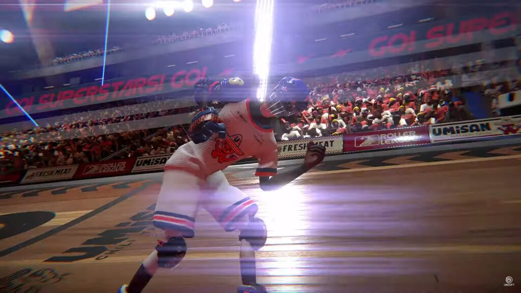 Roller Champions Closed Beta is Coming to PS4