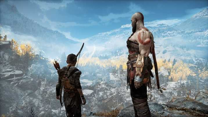 New God of War Game is Under Developement