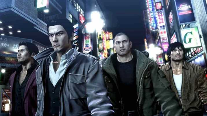 Yakuza Remastered Collection System Requirements
