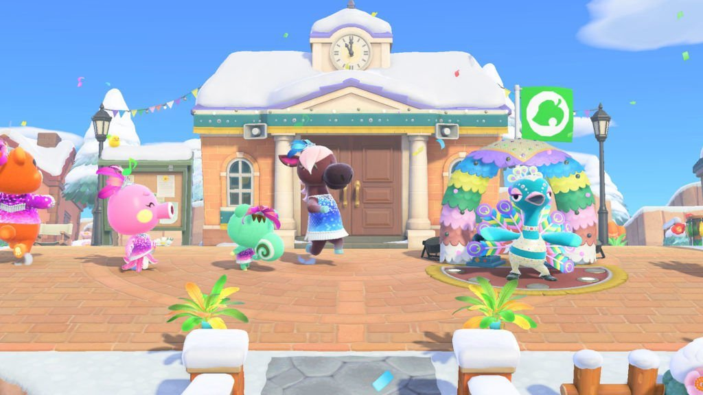 Animal Crossing New Horizons Update Will Be Released Today