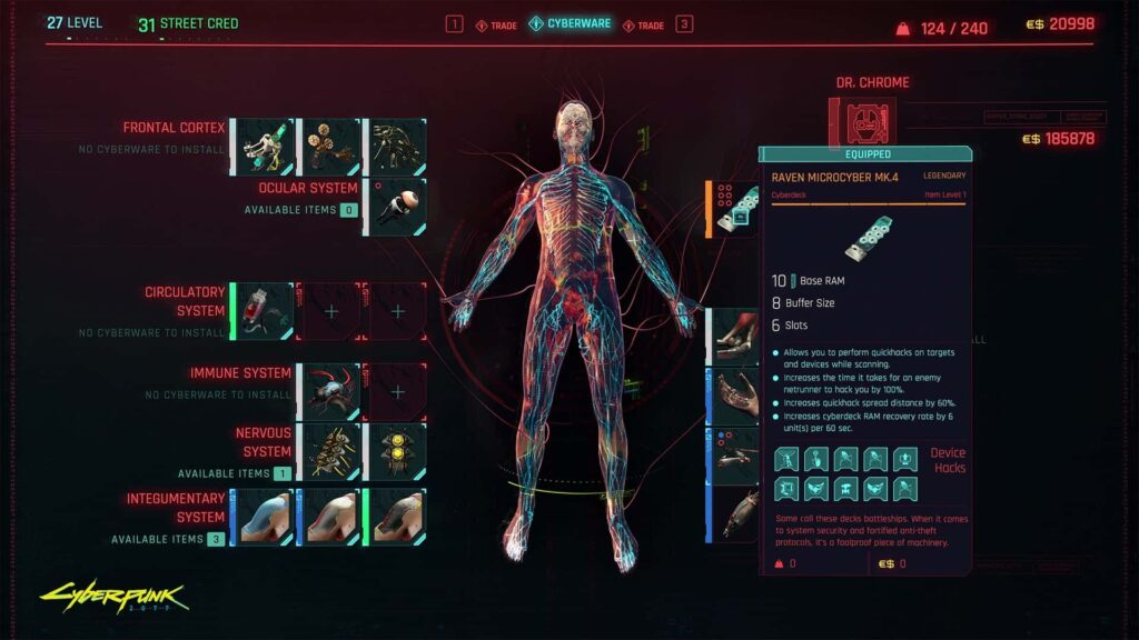 Cyberpunk 2077 Official Mod Support Released
