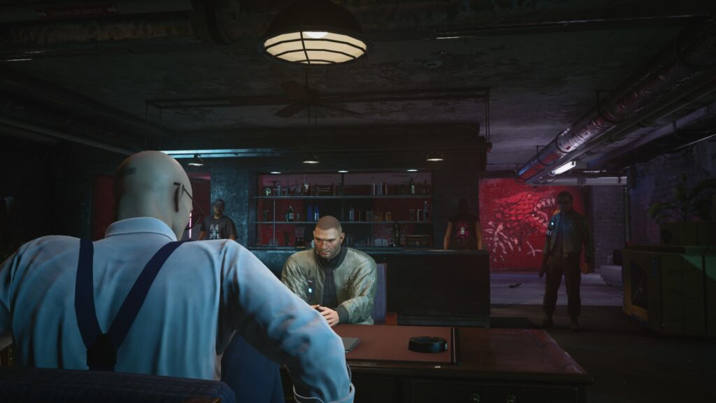 Hitman 3 VR Might be Coming To Computers