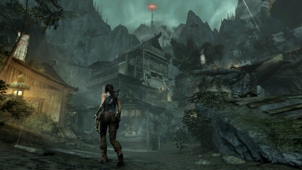 Tomb Raider Anime Series in Developement