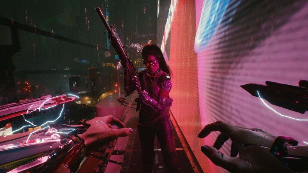 Cyberpunk 2077 Stadia Patch Finally Releasing