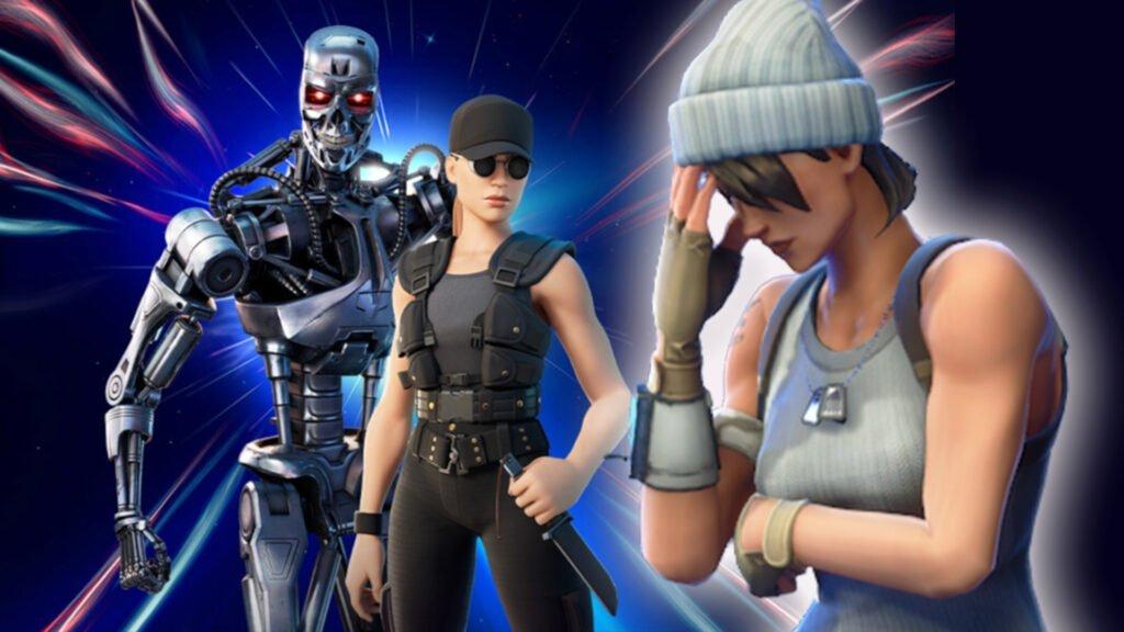 Fortnite New Heroes: Terminator, Sarah Connor and Predator