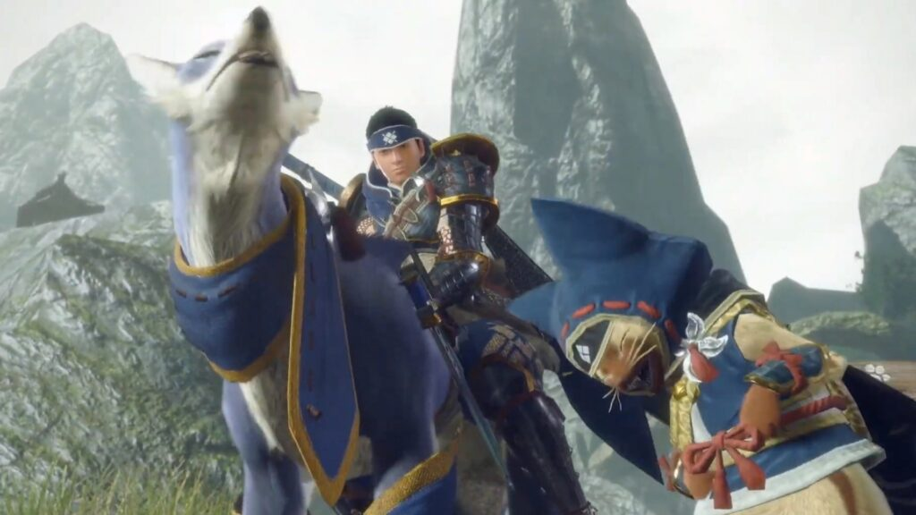 Monster Hunter Rise Demo Out on Switch Today