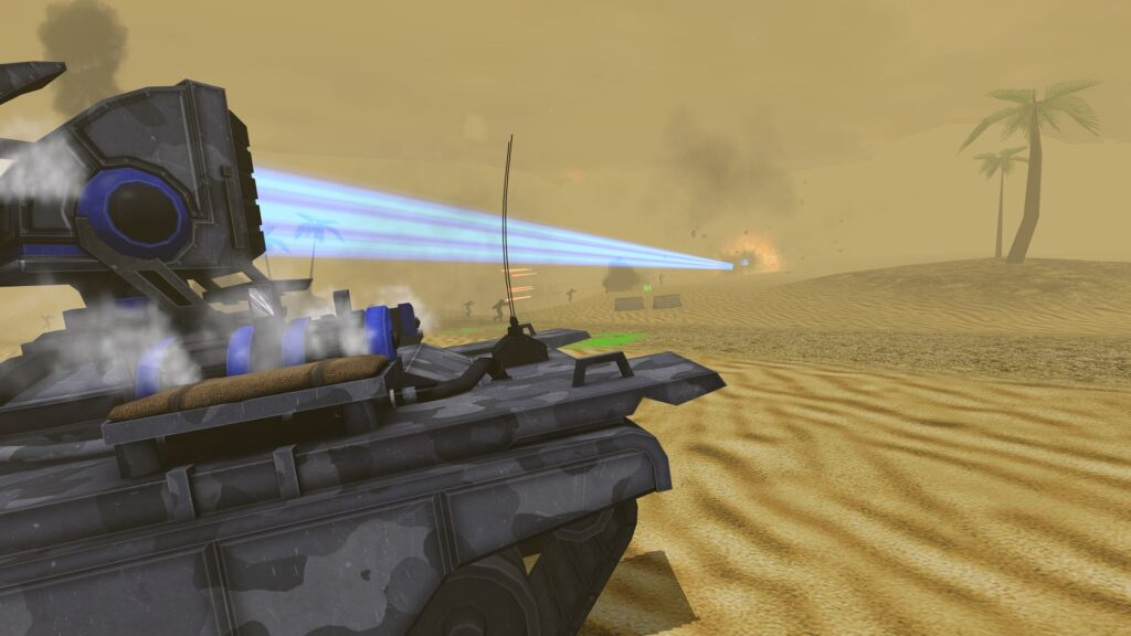 Red Alert 2: Apocalypse Rising Reaches Alpha Stage