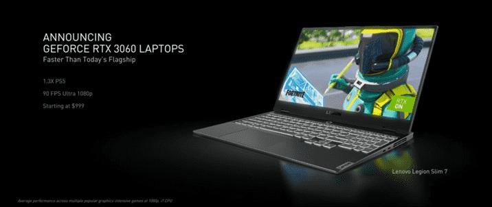 NVIDIA Unveils GeForce RTX 30 Mobile GPU's