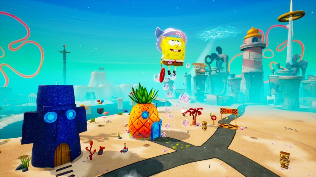 Battle for Bikini Bottom Rehydrated is Coming to Mobile