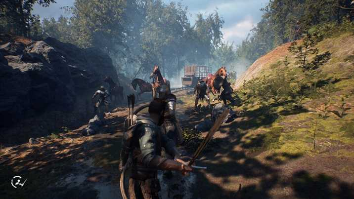 Robin Hood Builders of Sherwood Announced with a Trailer