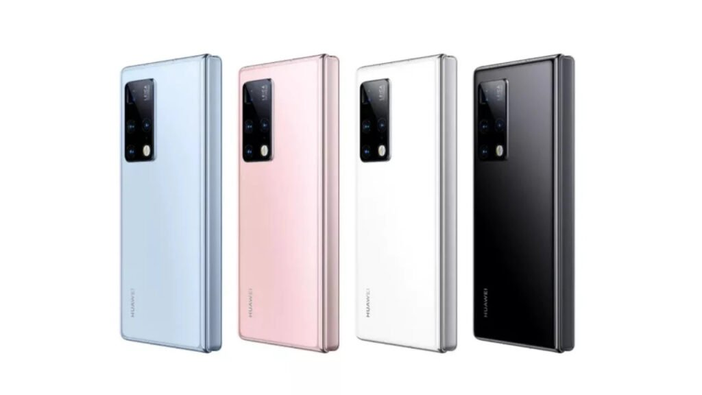 Huawei Mate X2 Model Specifications Introduced