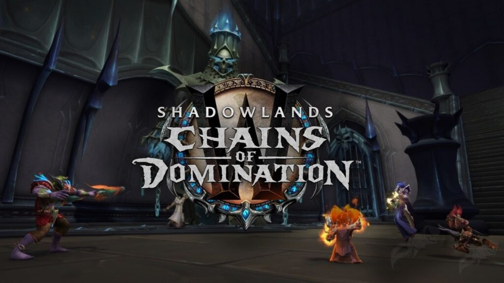 Shadowlands: Chains of Domination - Kingsmourne Announced