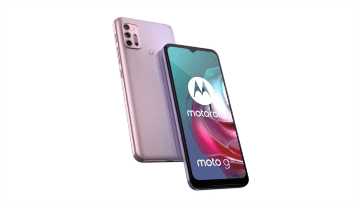 Motorola Moto G30 and Moto G10 Announced