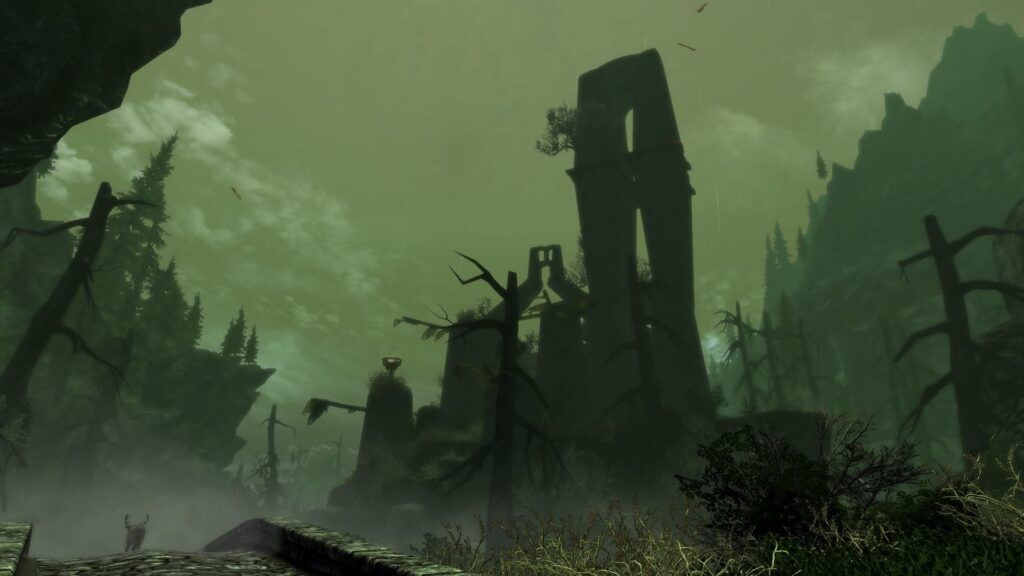 Skyrim Enderal Mod Updated for Special Edition