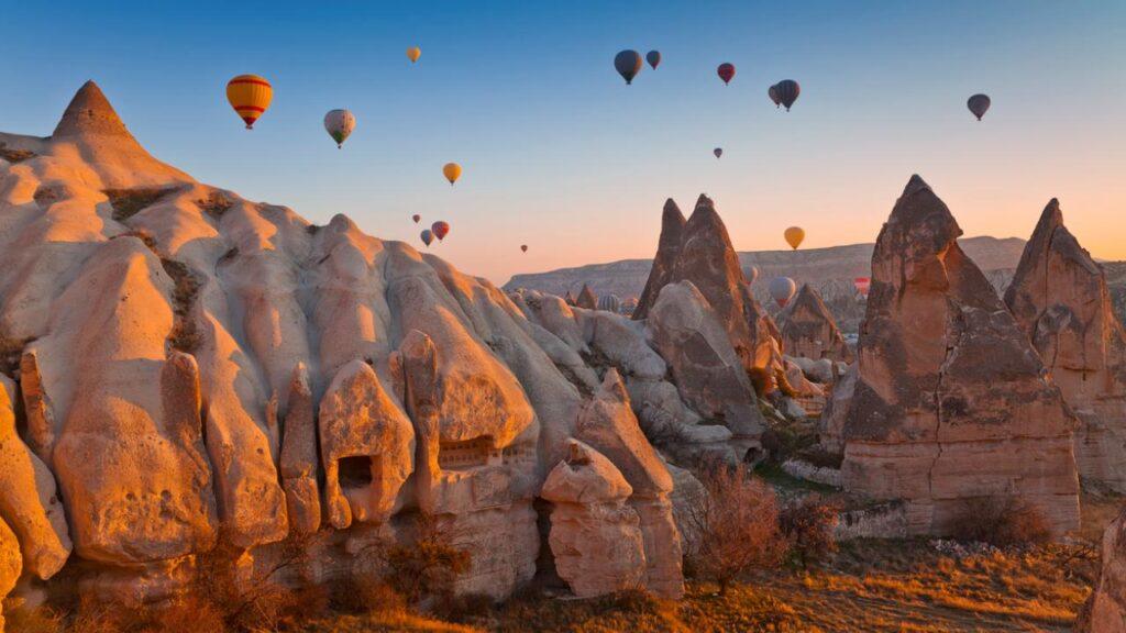 Ant-Man Filming in Cappadocia Turkey