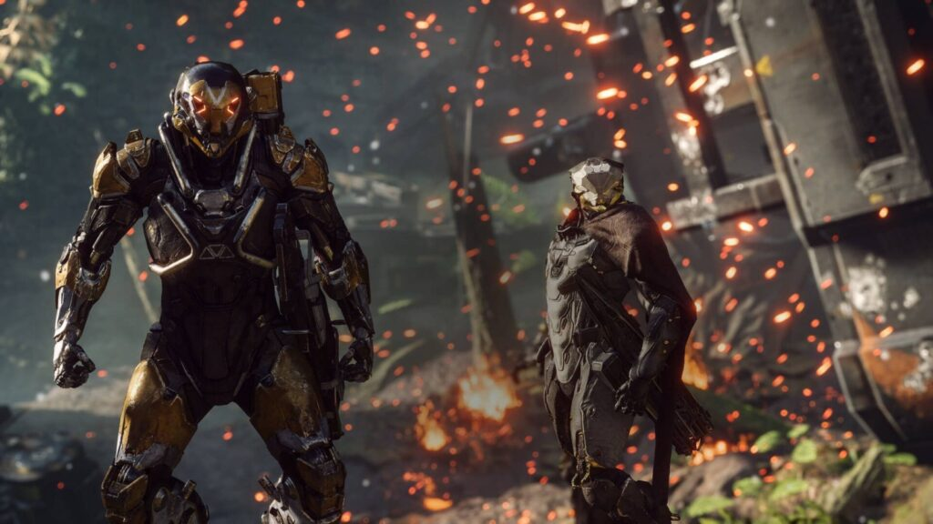 Anthem Next Has Been Cancelled by EA