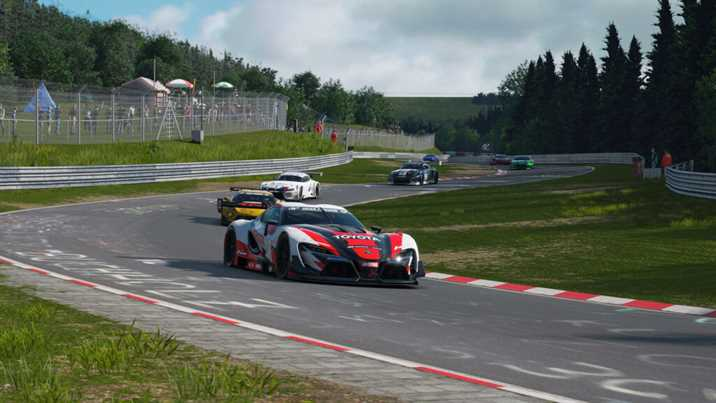 Gran Turismo 7 Beta Test Invitations Appearing on PlayStation Website
