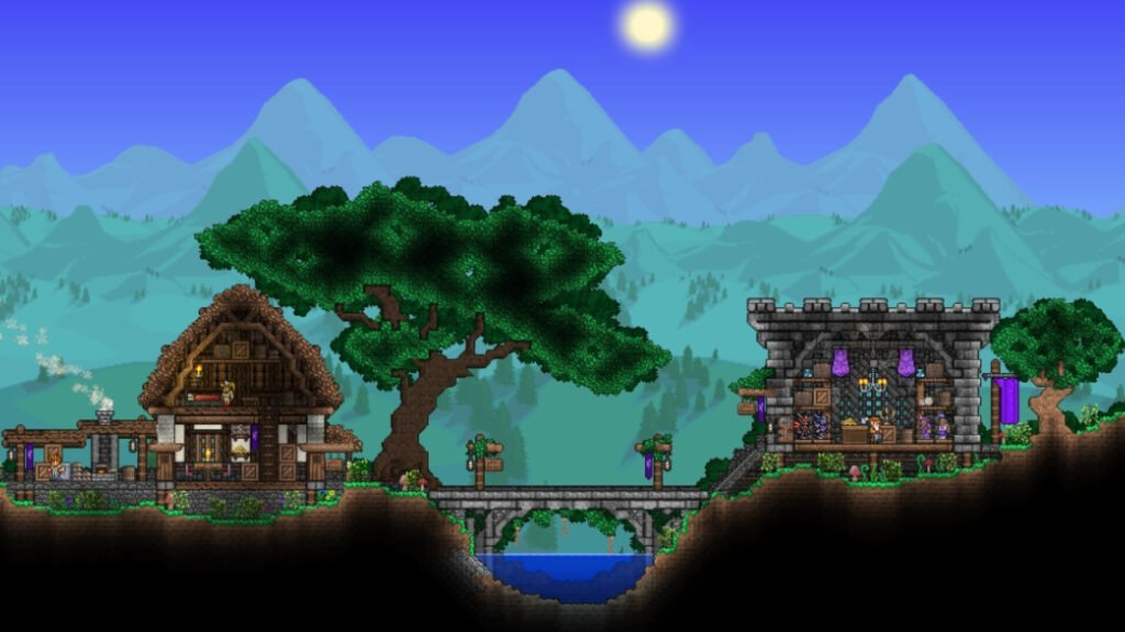 Terraria Stadia Version Cancelled Due to Clash With Google