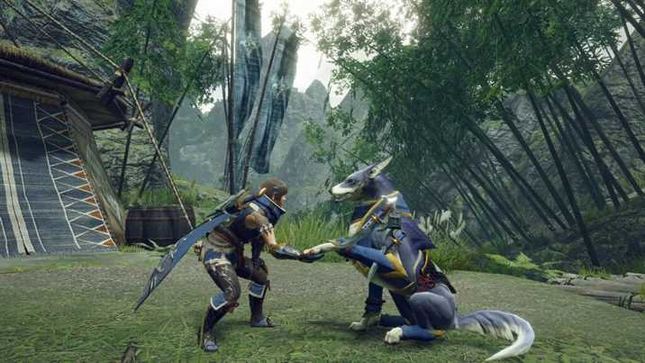 Monster Hunter Rise PC version will be Released Next Year
