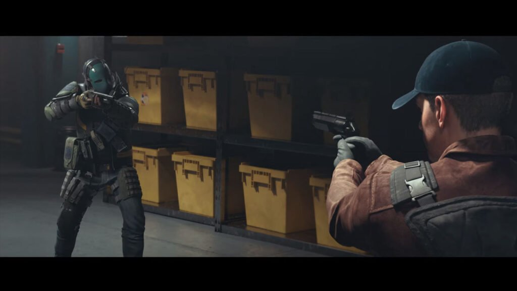 Nine To Five Beta Process Of Tactical FPS Game