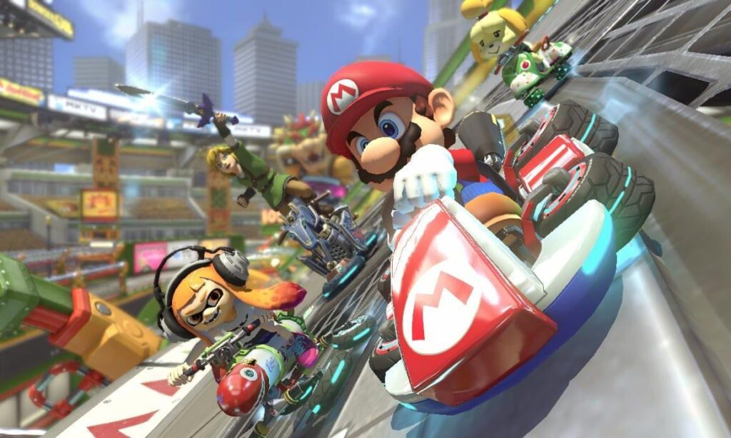 Nintendo Switch Worldwide Sales More Than 79 Million