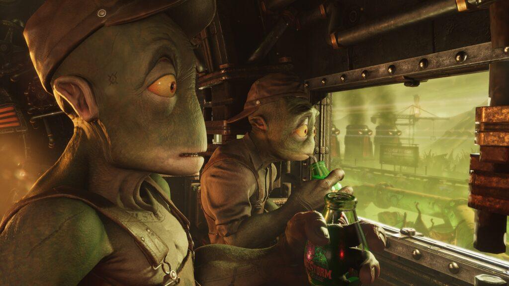 Oddworld Soulstorm Gameplay Trailer Released