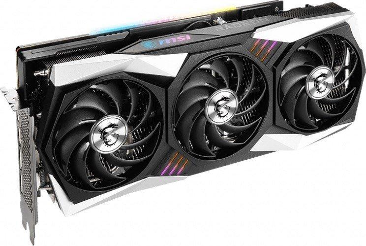 RX 6900 XT Gaming X Trio Announced by MSI