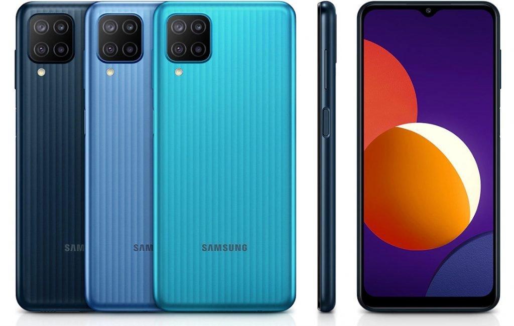 Samsung Galaxy M12 With 48MP Quad Cameras Announced