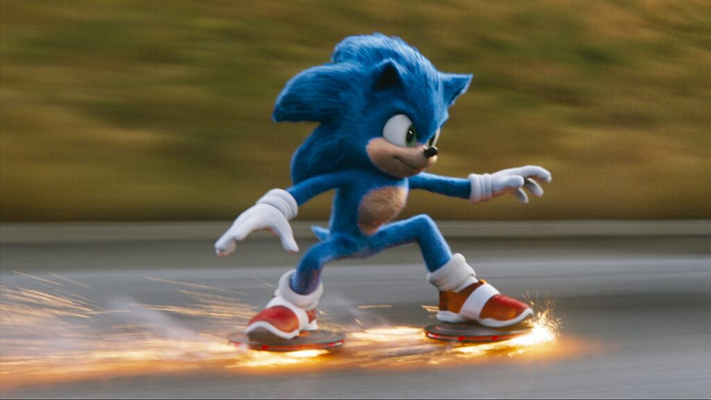 Sonic the Hedgehog 2 Movie will be out in 2022