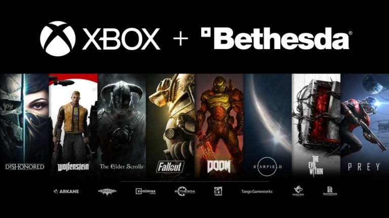 Microsoft Bethesda Event To Hold in March