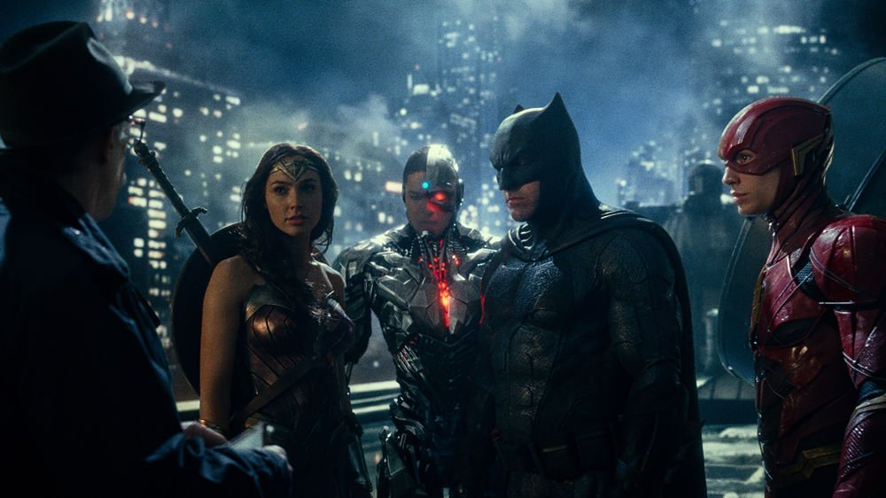 Zack Snyder's Justice League New Trailer Released