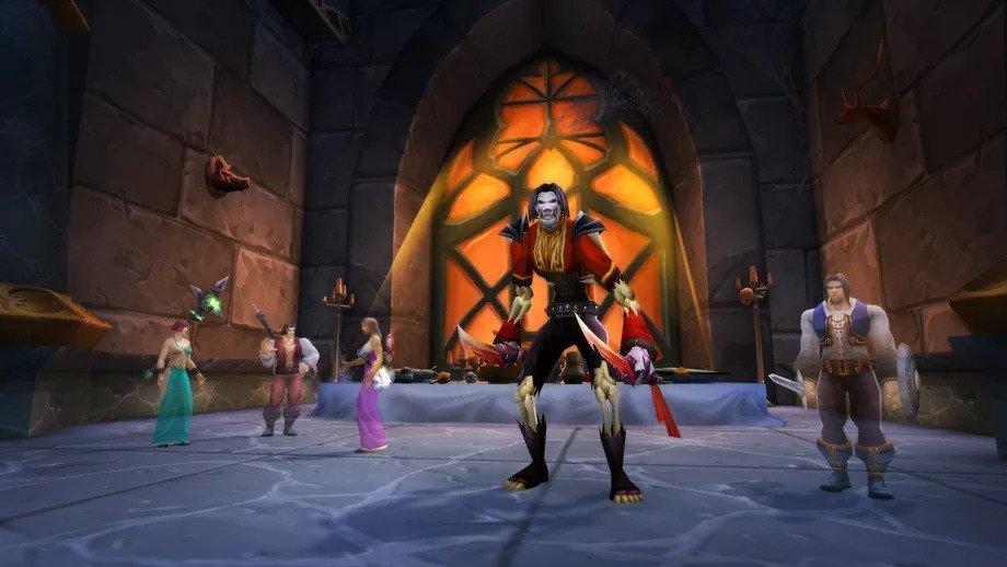 World of Warcraft Burning Crusade Classic Announced