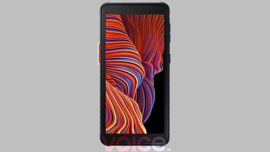 Samsung Galaxy XCover 5 Design Leaked