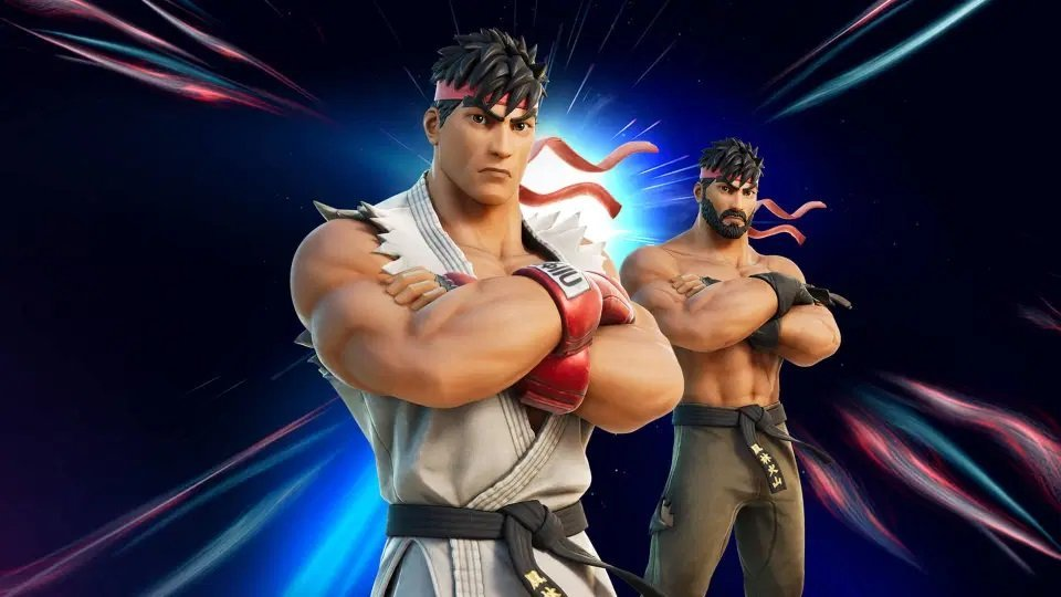 Fortnite Street Fighter Update is on The Way