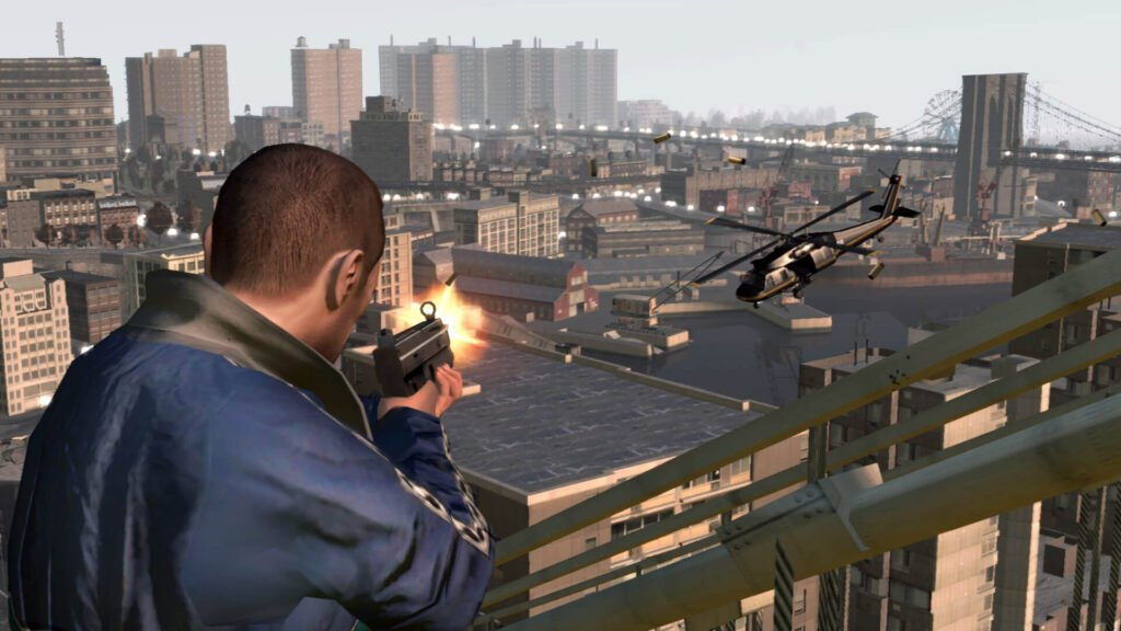 Take Two Talked About The ''GTA Remasters