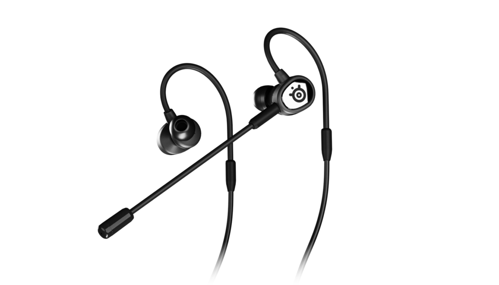 SteelSeries Tusq: New In-Ear Mobile Gaming Headset